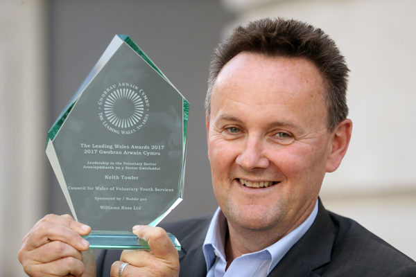 Keith Towler reflects on Leadership